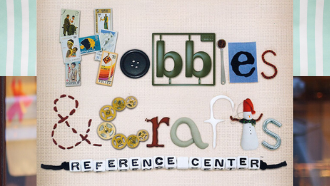 Hobbies & Crafts Reference Center.