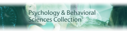 Image of Psychology & Behavioral Sciences Collection logo.